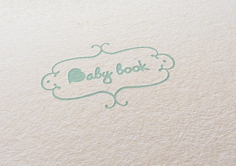 Baby book logotipo